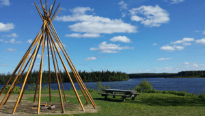 Community – Tipi by the river@2x